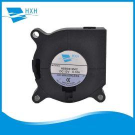 HXH销售除湿机风扇吸尘器风扇扫地擦玻璃机器风扇4020鼓风机 24V