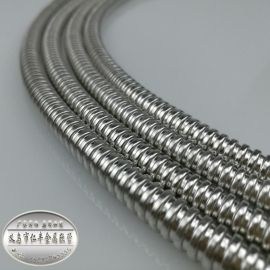 厂家直批不锈钢穿线金属软管 304