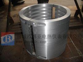 铸铝电加热圈 博亚铸件加热器发热圈电热圈