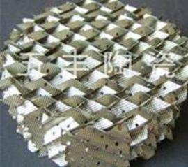 供应塑料孔板波纹填料