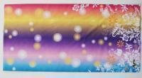 T-2132_彩虹花海飘萤 / Fun's play 魔术头巾