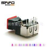 光纖收發器 EDL300T網路通訊光模組