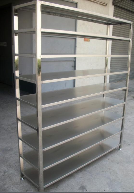 渭南加工不锈钢仓储货架厂家批发价钱【价格电议】