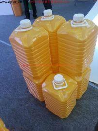 PET方形塑料桶 30L塑料油桶 黄色油瓶胚 带塑料提手