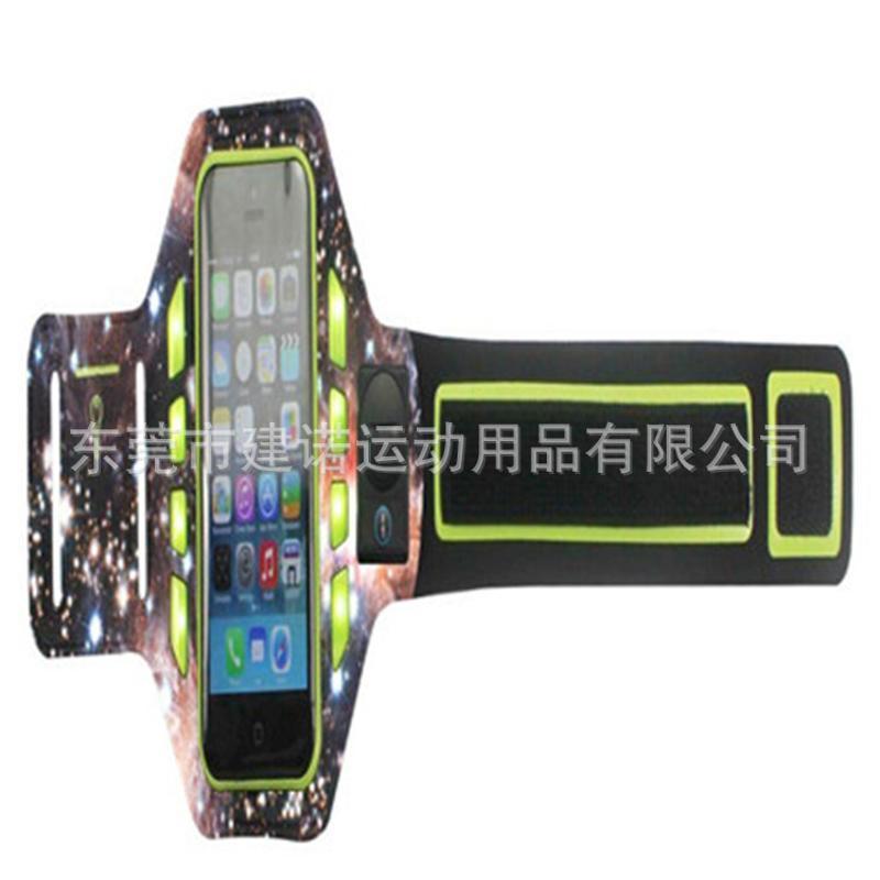 男女健身臂袋手機跑步臂包運動臂套手腕包戶外運動腰包iphone通用