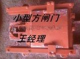 供应300*300mm小型平板铸铁闸门