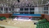韶关学院1500平方多功能体育馆灯光还能这样设计?