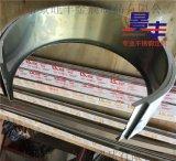 弧形不鏽鋼線包邊條 異型不鏽鋼線條工藝造