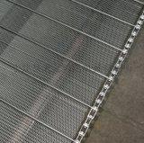 天元供应木皮烘干机网带 扁丝网带 2.2米宽链网