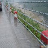 鋼絲繩護欄@鋼絲繩欄杆@公路鋼絲繩護欄