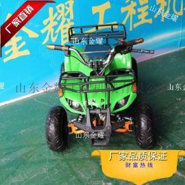 外贸出口七彩卡丁车儿童沙滩摩托车电动沙滩车景区设备
