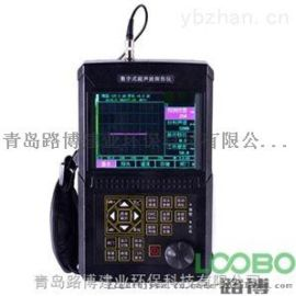便携式工业无损探伤仪LB520的使用