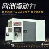 永磁20kw静音柴油发电机