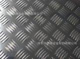 西南2024中厚铝板 2a12贴膜合金硬铝板 2017五条筋花纹铝板