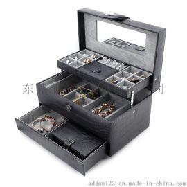 立葳珠宝首饰盒皮盒收纳盒系列