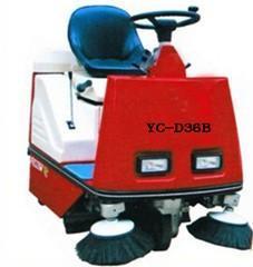 凯尔乐驾驶式自动扫地车