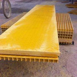 城市绿化玻璃钢格栅防滑盖板制作工艺