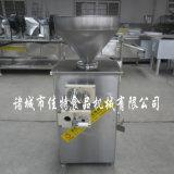 重庆鸭血肠定量灌肠机 连续式香肠灌肠机
