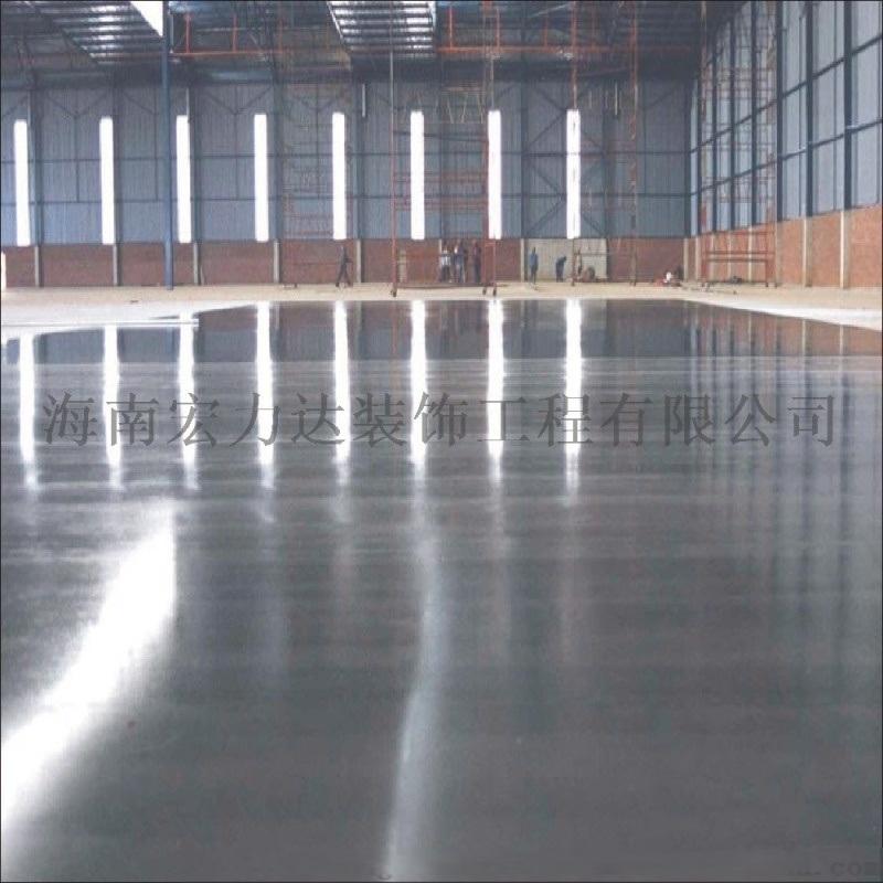 碳化硅高效耐磨耐用地坪,海口碳化硅地坪,海南宏利达