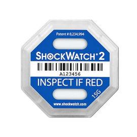 北京震动标签shockwatch2物流防震标贴