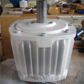 防雷500W小型风力发电机户外500瓦24V