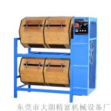 600L干式竹木滚筒镜面光饰机东莞厂家