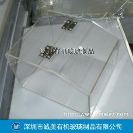 干果散装盒 亚克力**糖果盒 透明有机玻璃食品盒