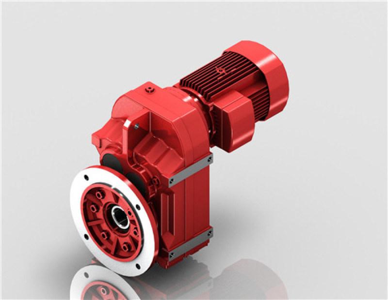 F57齿轮减速机,平行斜齿轮减速机,迈传减速机