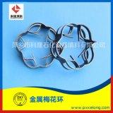 萍乡科隆为您介绍不锈钢QH梅花扁环填料性能及应用