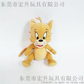小老鼠毛绒玩具动物玩偶可来图定做