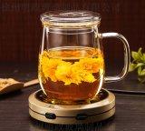 花茶杯水杯茶具杯子女喝水帶蓋茶杯辦公室過濾泡茶杯