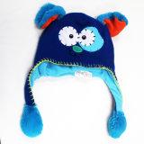 兒童帽子廠家新款針織帽抖音同款帽子定製冬季加厚帽子