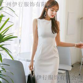 宝贝玛丽女装杭州尾货批发市场在哪里批发市场 一线品牌折扣女装走份批发尾货深蓝色牛仔裤