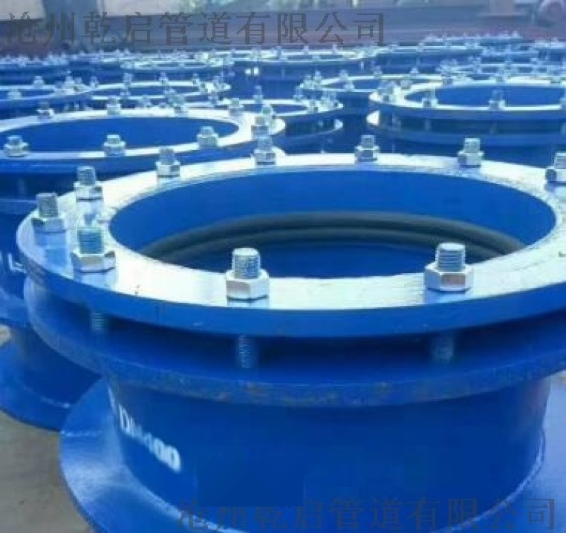 02S404柔性防水套管dn100 dn150 dn200 剛性防水套管SC50 SC80 SC100 乾啓可按需定製