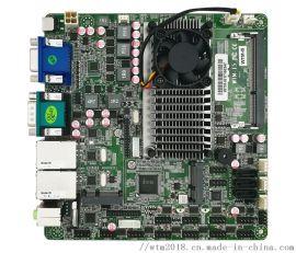 ITX主板ATX供电 D2550 WTM-I3