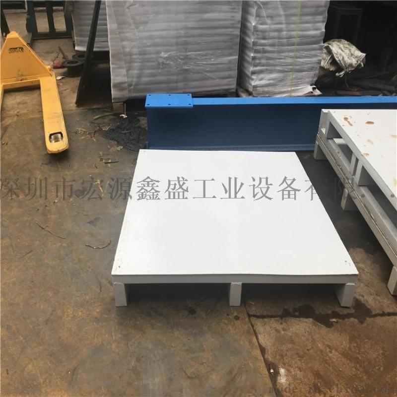 宏源鑫盛廠家定製金屬托盤叉車專用卡板貨架倉庫卡板