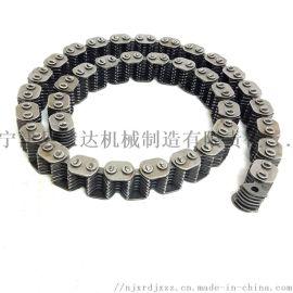 双面齿形哈瓦链条silenet chain