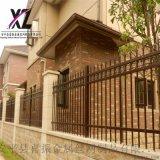 锌钢护栏大门,黑色围墙护栏,直尖锌钢围墙护栏