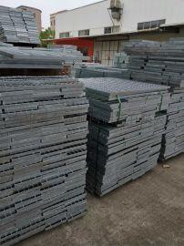 广东厂家工地平台货架热镀锌钢格板不锈钢钢格栅网格板