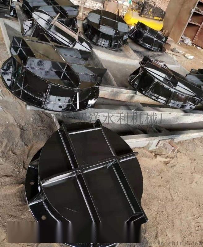 圆形800玻璃钢拍门优质拍门厂家现货按需定制