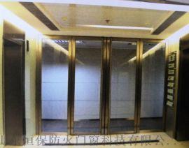 日照电梯前室乙级玻璃防火门