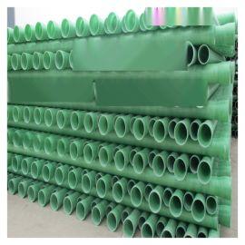 玻璃钢有机风管 六盘水夹砂管道生产