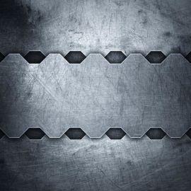 金属片尺寸检测