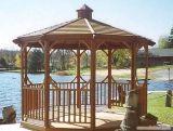 木质花架景观凉亭设计施工