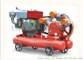 50公斤5MPA无油空气压缩机