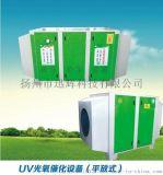 噴塗車間廢氣處理設備