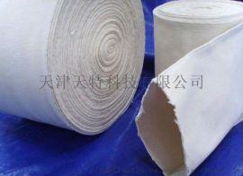 纯棉帆布管-压褶棉布管-压褶全棉帆布套