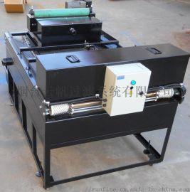 磁性梳齿分离器进行一级过滤