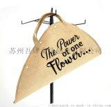 麻布袋 飾品裝飾袋 鮮花禮品包裝袋