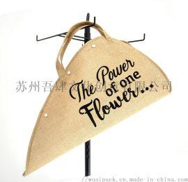 麻布袋 饰品装饰袋 鲜花礼品包装袋